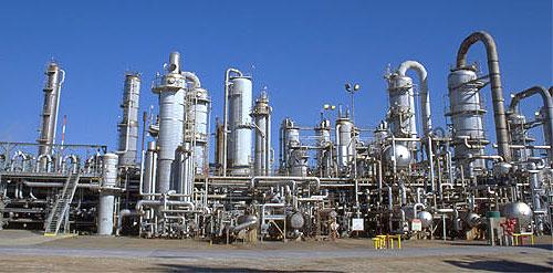 Indorama's MEG / EO Plant