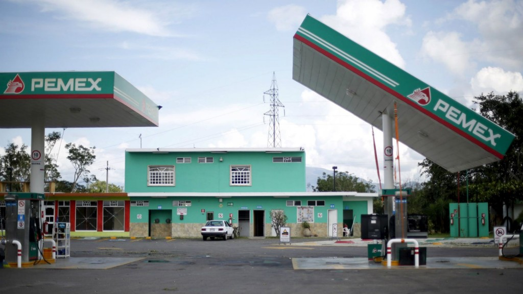 Supply, demand imbalance at Pemex