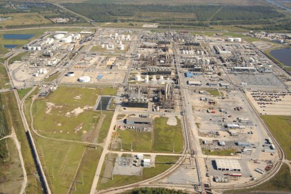 Huntsman Port Neches - Pleasure to behold this investment in US Chemicals