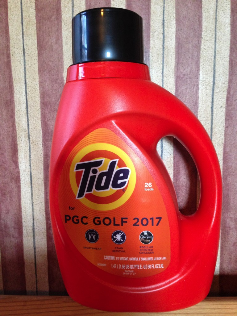 Tide Golf Trophy
